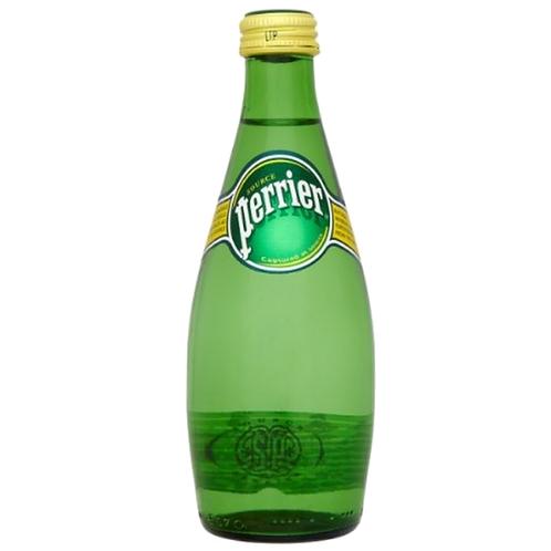 Perrier 24 x 0,33 Liter (Glas)