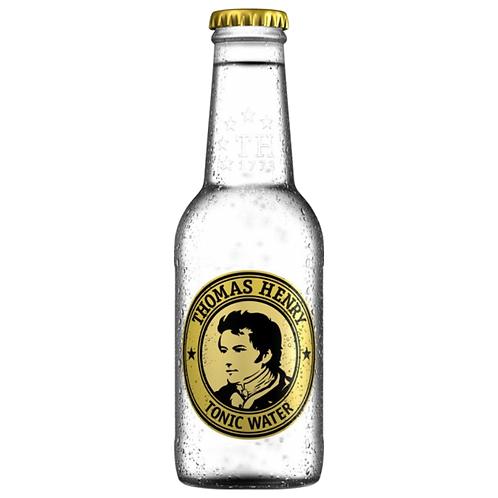Thomas Henry Tonic Water 24 x 0,2 Liter (Glas)