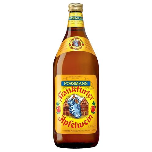 Possmann Apfelwein 6 x 1 Liter (Glas)