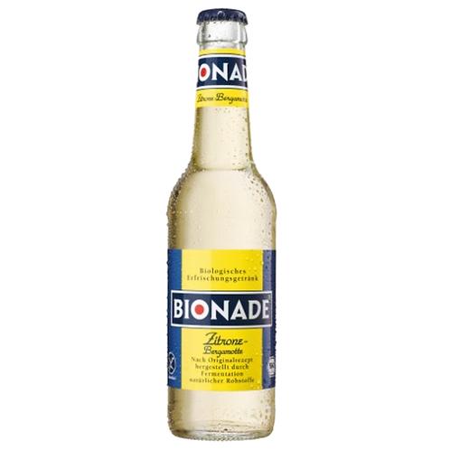Bionade Zitrone Bergamot 24 x 0,33 Liter (Glas)