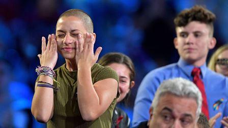 Florida school shooting Survivors at Tony awards