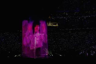 Prince Hologram Shows up on 52 Super Bowl Halftime show