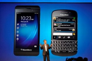 The BlackBerry smartphone back in market stronger than ever.