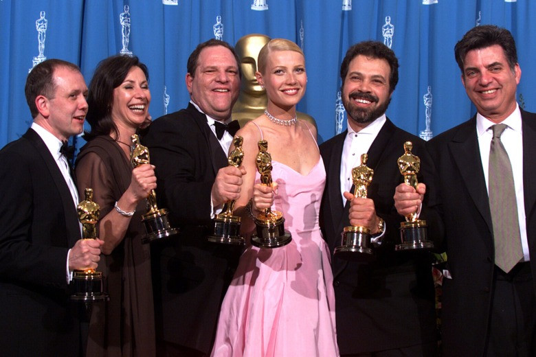 "The Oscar winner for producing ""Shakespeare in Love"""