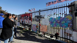 Anti-Sharia protesters plan to stage rally and march at site of San Bernardino terrorist attack