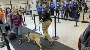 New security rules on all U.S.-bound flights predicts long lines of travelers on the airports.