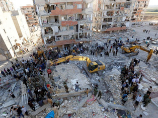 A deadliest earthquake killed over 400 people in Iran and Iraq.