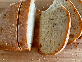 Homemade Protein Bread