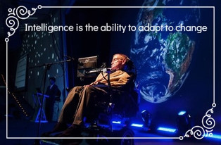 The brightest mind of the world Stephen Hawking died aged 76