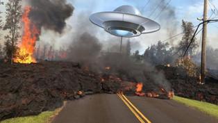 """Leave before the Kilauea volcano's lava traps you"""