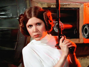 """The """"Star wars"""" actress death was due to traces of cocaine, heroin and party drug MDMA..."""