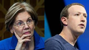 Zuckerberg is Afraid of E. Warren