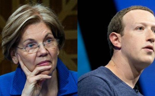 Zuckerberg is Afraid of E. Warren