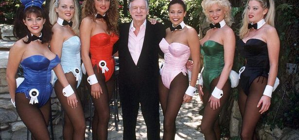 """Hefner's wife said, she had sex only once with her husband, and that it lasted just """"two se"""