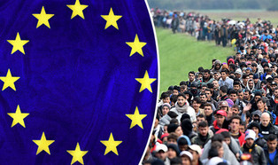 Eastern EU countries reject any mandatory quotas on accepting refugees from the mainly-Muslim Middle