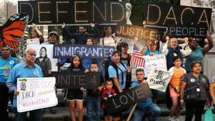 Trump administration to appeal 'Dreamer' immigrant ruling