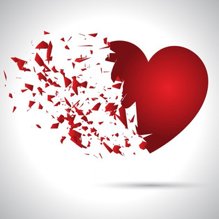 I wanna let my heart fly but what if it gets broken?