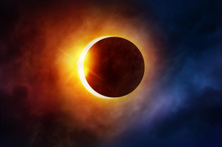 Countdown until the spectacular Totality eclipse begins