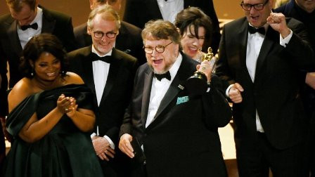Guillermo del Toro and Shape of the Water