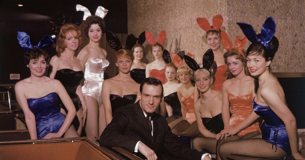 """It's good to be selfish. But not so self-centered that you never listen to other people."" Hugh Hefner"