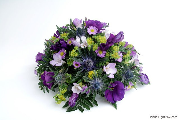 Lilac/Purple Posy