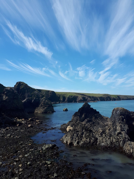 A beautiful Ramsey Island spring retreat