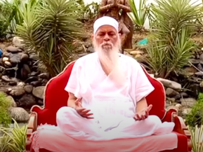 Shree Shivkrupanand Swamiji's teaching & meditation - International Yoga Day 21 June 2020