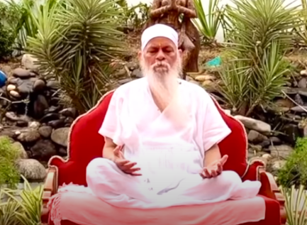 Shree Shivkrupanand Swamiji's teaching & meditation - International Yoga Day 21 June 2020