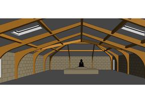 A unique super-structure – a groundbreaking design