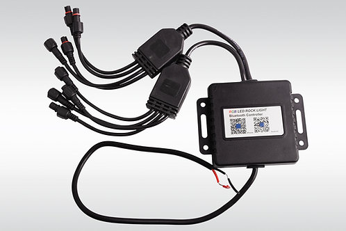 Waterproof RGB Bluetooth Controller