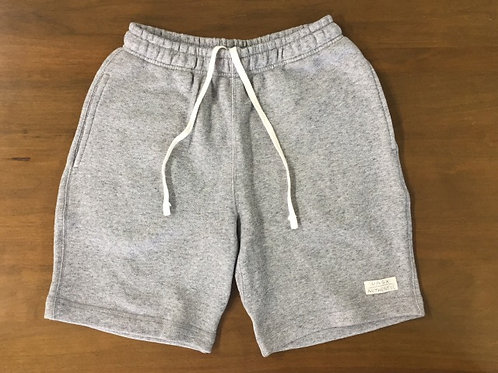 BASIC SWEAT SHORT PANTS / GRAY