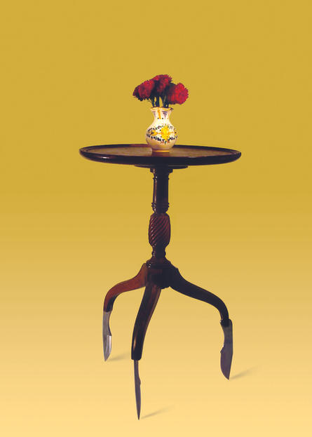 Bayonet Occasional Table