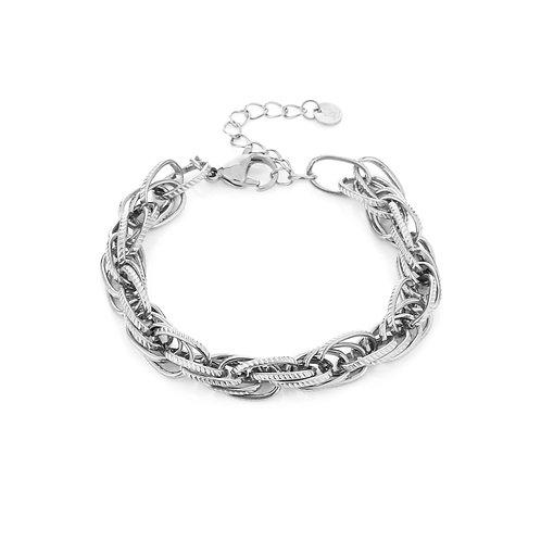 Bracelet - Belle Silver