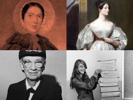 Cuatro mujeres que cambiaron la historia de la ciencia y tecnología