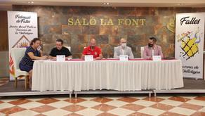 Les Juntes Locals Falleres es donen cita a Tavernes de la Valldigna