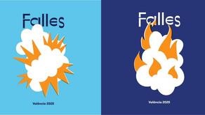 49 professionals del disseny i la il·lustració opten a firmar la imatge gràfica de les Falles 2021