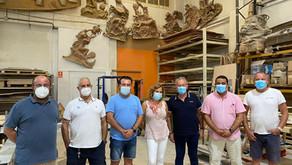 València obri el termini de sol·licitud de la subvenció per al suport a Artistes Fallers