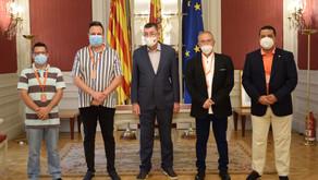 Les Corts Valencianes emeten una declaració institucional de suport als artistes fallers i foguerers