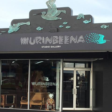 Wurinbeena Aboriginal Arts Studio Gallery