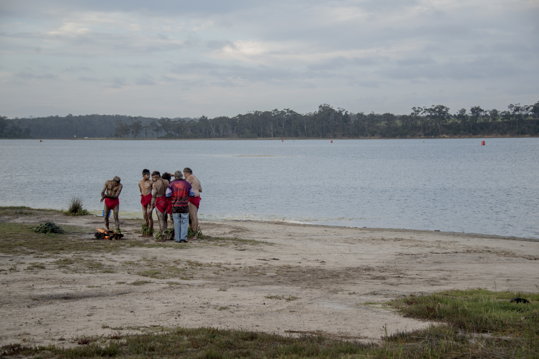 Corroboree on the Water