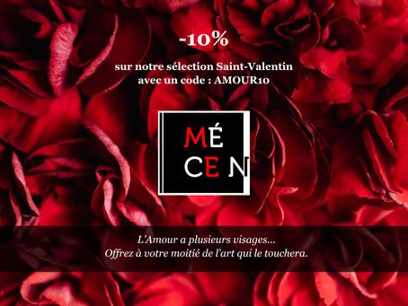 Offrez de l'art | Saint-Valentin