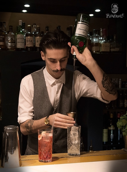 Photographie d'objet Montpellier Papa Doble Cokctail Bar
