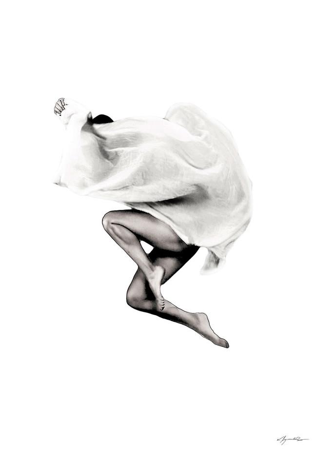 Kate Wyrembelska - Nageurs - Photographie