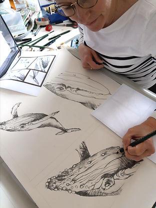 Artiste Florence Tedeschi