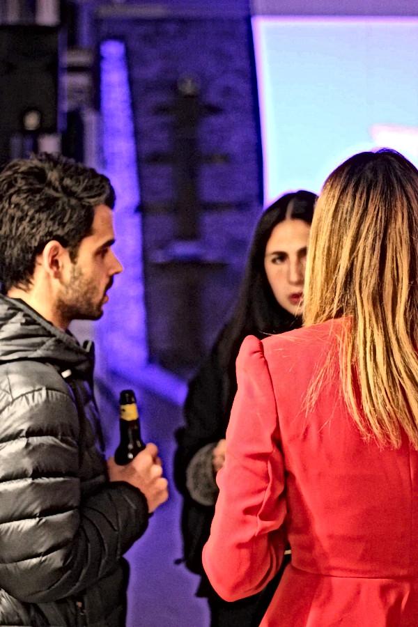 Kate Wyrembelska - Nageurs - SOLO SHOW - Galerie d'art contemporain CAGE à Barcelone
