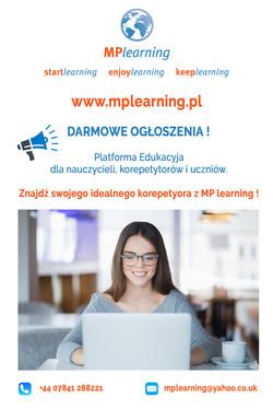 darmowe_ogloszenia_mplearning_plakat
