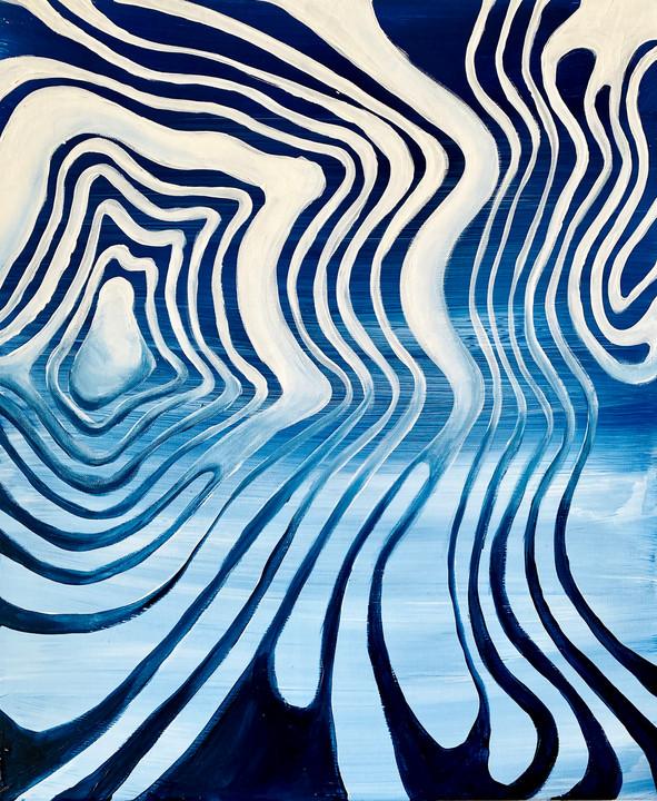 Psycho Wave No2, Kate Wyrembelska