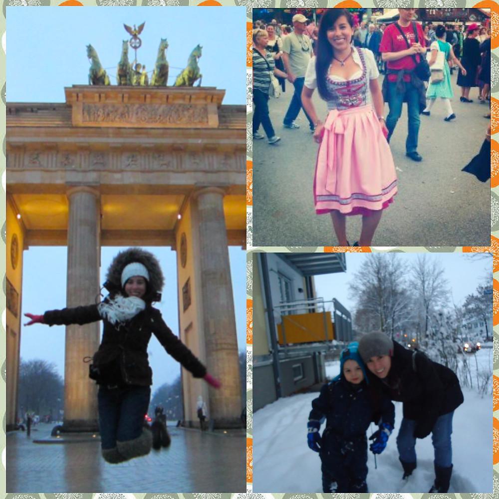 Natalia y su vida en Alemania
