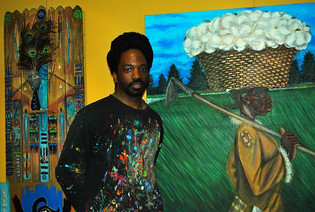 Malik Seneferu - artist