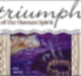 Triumph of teh Human Spirit CD cover